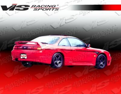 VIS Racing - Nissan 240SX VIS Racing Techno R Spoiler - 95NS2402DTNR-003