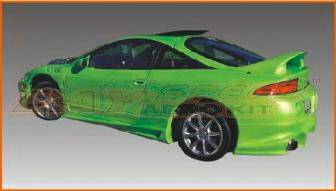 Bayspeed. - Mitsubishi Eclipse Bay Speed BMX Side Skirts - 1165BX