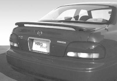 VIS Racing - Mazda Protege VIS Racing Spoiler - 960008L-2