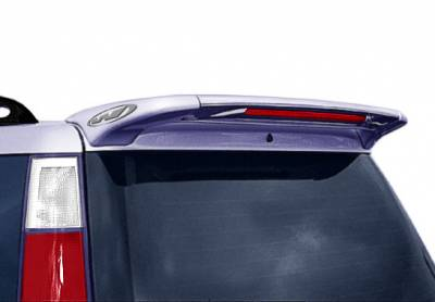 VIS Racing - Honda CRV VIS Racing Factory Style Roof Spoiler Wing with Light - 960032L