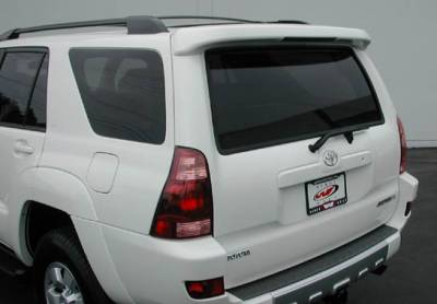VIS Racing - Toyota 4Runner VIS Racing Factory Roof Spoiler Wing with Light - 960070L