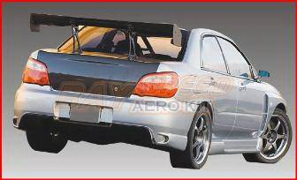 Bayspeed. - Subaru Impreza Bayspeed INGS Style Side Skirts - 1194NG