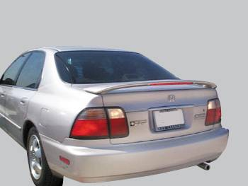 VIS Racing - Honda Accord 2DR & 4DR VIS Racing Factory Style Spoiler - 96HDACC2DOE-003