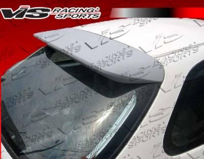 VIS Racing - Honda Civic HB VIS Racing Type S Spoiler - 96HDCVCHBSPN-003