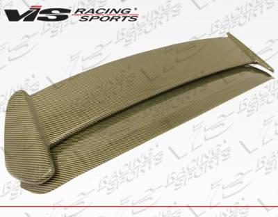 VIS Racing - Honda Civic HB VIS Racing Type-R Carbon Kelvar Spoiler - 96HDCVCHBTYR-003K