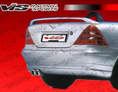 VIS Racing - Mercedes-Benz SLK VIS Racing Laser Spoiler - 97MER1702DLS-003