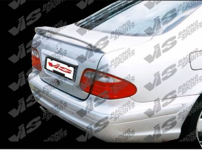 VIS Racing. - Mercedes-Benz CLK VIS Racing Euro Tech Spoiler - 98MEW2082DET-003