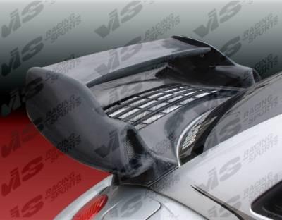 VIS Racing - Volkswagen Beetle VIS Racing GTC Rear Spoiler - 98VWBEE2DGTC-003
