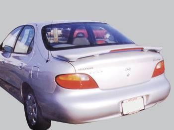 VIS Racing - Hyundai Elantra 4DR VIS Racing Factory Style Spoiler - 99HYELA4DOE-003