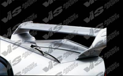 VIS Racing - Mitsubishi Galant VIS Racing EVO Spoiler - 99MTGAL4DEVO-003