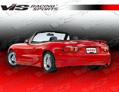 VIS Racing - Mazda Miata VIS Racing Magnum Spoiler - 99MZMX52DMAG-003