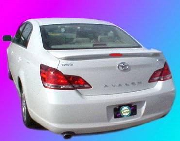 California Dream - Toyota Avalon California Dream Custom Style Spoiler - Unpainted - 15L2