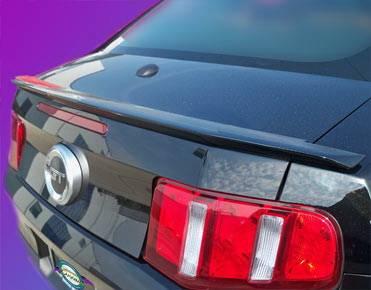 California Dream - Ford Mustang California Dream OE Style Spoiler - Unpainted - 17N