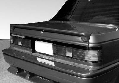 Wings West - Factory Style Lip Spoiler - No Light
