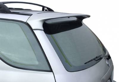 Wings West - W-Typ Roof Spoiler - No Light