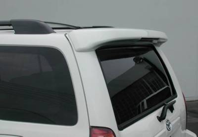Wings West - Roofwing Led Light Spoiler