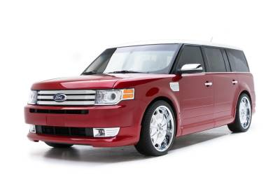 3dCarbon - Ford Flex 3dCarbon Body Kit - 10PC - 691579