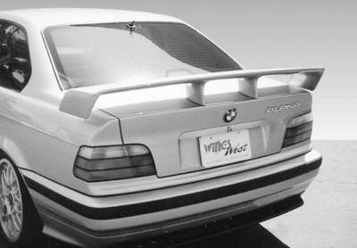 Wings West - Touring Style With No Light Spoiler