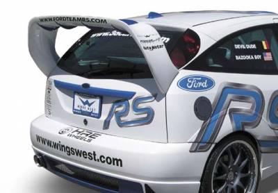 Wings West - WRC Wing No Light Spoiler