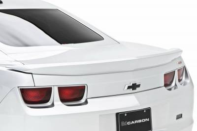 3dCarbon - Chevrolet Camaro 3dCarbon Deck Lid Spoiler - Flush Mount - 691805