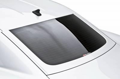 3dCarbon - Chevrolet Camaro 3dCarbon Rear Window U Trim - 691806