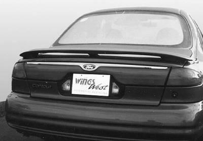 Wings West - 3-Leg 15.5-35 Led Light Spoiler