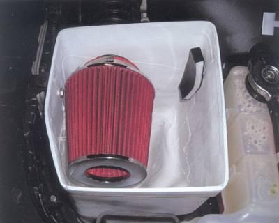 APM. - Chrysler 300 APM Air Intake Box Adapter Kit - 821253