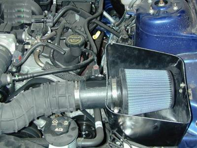APM - Ford Mustang APM Air Intake Box with Filter - 821290