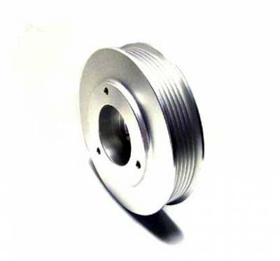 Auto Specialties - Auto Specialties Crank Pulley with 21 Percent Reduction - 840103