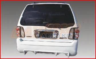 Bayspeed. - Lincoln Navigator Bay Speed SAR Style Rear Bumper - 3001SAR