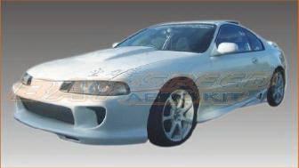 Bayspeed. - Honda Prelude Bayspeed Black Widow Style Full Body Kit - 8312BW 1164BW 3027BW