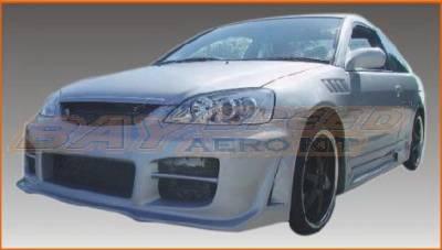 Bayspeed. - Honda Civic 4DR Bayspeed R34 Style Full Body Kit - 8220SR 1131SR 3030SR