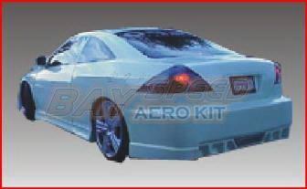 Bayspeed. - Honda Accord 2DR Bay Speed EVO 5 Style Rear Bumper - 3034EV5