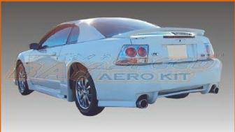 Bayspeed. - Ford Mustang Bay Speed BW2 Style Rear Bumper - 3036BW2