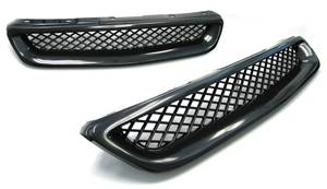 AutoDirectSave - TR Style Front Grill (ABS)