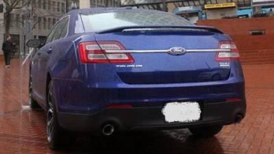 California Dream - Ford Taurus California Dream OE Style Spoiler - Unpainted - 304N