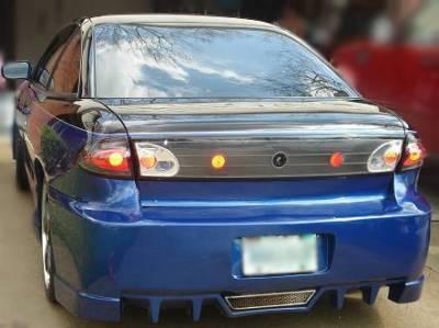 Bayspeed. - Chevrolet Cavalier Bay Speed EVO 5 Style Rear Bumper - 3063EV5