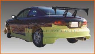 Bayspeed. - Pontiac Sunfire Bay Speed Blitz Style Rear Bumper - 3065B