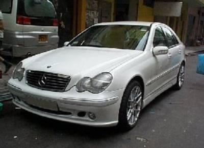 Bayspeed. - Mercedes C Class Bayspeed Lorinser Style Full Body Kit - 8483L 1111L 3068L