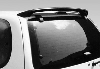 Wings West - Rear Window Wing - No Light Spoiler