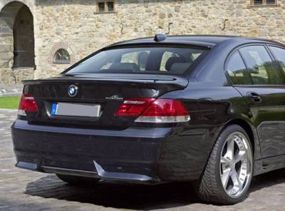Bayspeed. - BMW 7 Series Bay Speed AC Style Roof Spoiler - 3265AC-RS