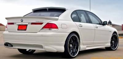 Bay Speed - BMW 7 Series Bay Speed HM Rear Lip - FRP - 3265HM-L