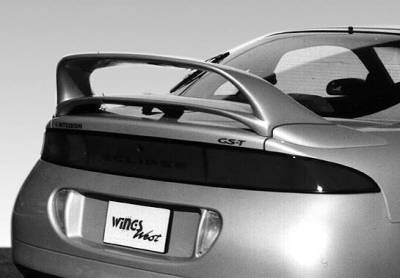 Wings West - Viper Style - No Light Spoiler