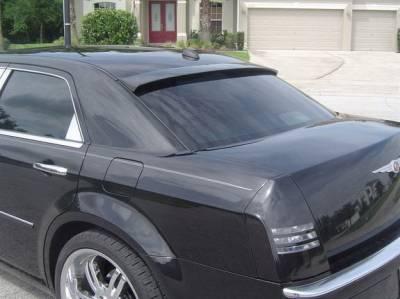 Bayspeed. - Chrysler 300 Bay Speed Roof Spoiler - 3925SAR-RS