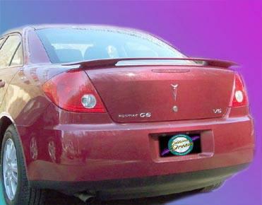 California Dream - Pontiac G6 California Dream Custom Style Spoiler - Unpainted - 432N