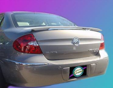 California Dream - Buick Lacrosse California Dream Custom Style Spoiler - Unpainted - 432N