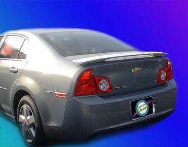California Dream - Chevrolet Malibu California Dream Spoiler - Unpainted - 432N