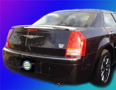California Dream - Chrysler 300 California Dream Custom Style Spoiler - Unpainted - 432N