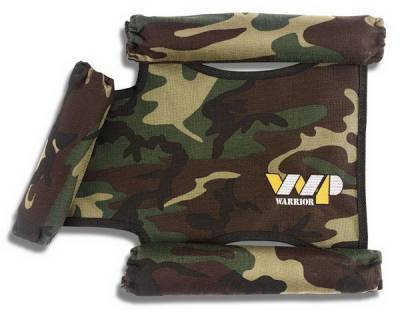 Warrior - Jeep Wrangler Warrior Padding Kit - 90796