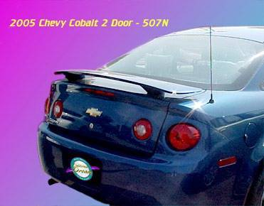 California Dream - Chevrolet Cobalt 2DR California Dream OE Style Spoiler - Unpainted - 507N